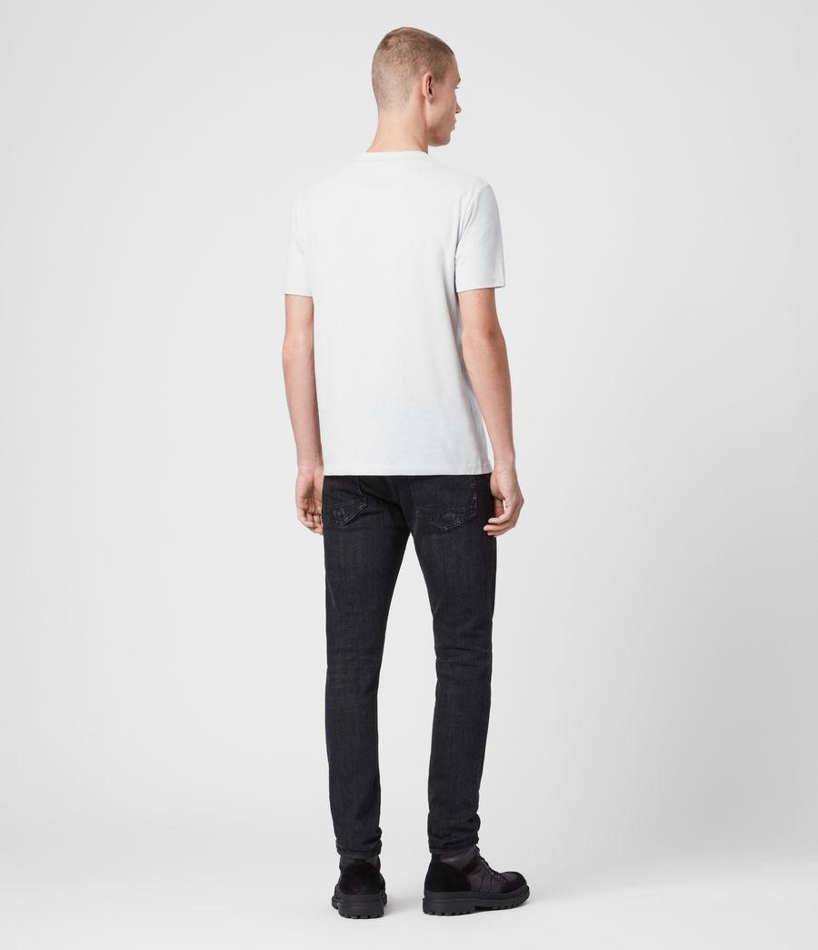 Hombre Camiseta Brace Tonic (washed_lilac) - Image 4