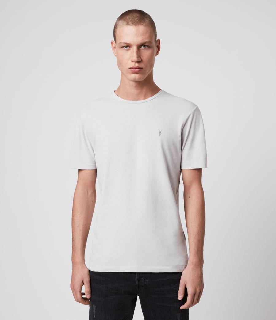 Mens Brace Tonic Short Sleeve Crew T-Shirt (jet_black) - Image 1