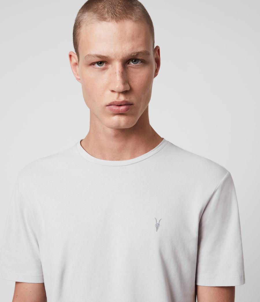Mens Brace Tonic Short Sleeve Crew T-Shirt (jet_black) - Image 2