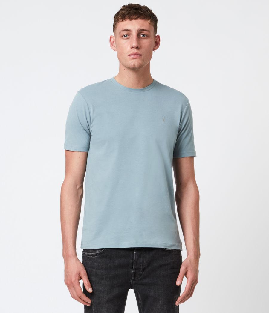 Men's Brace Tonic Crew T-Shirt (force_blue) - Image 1