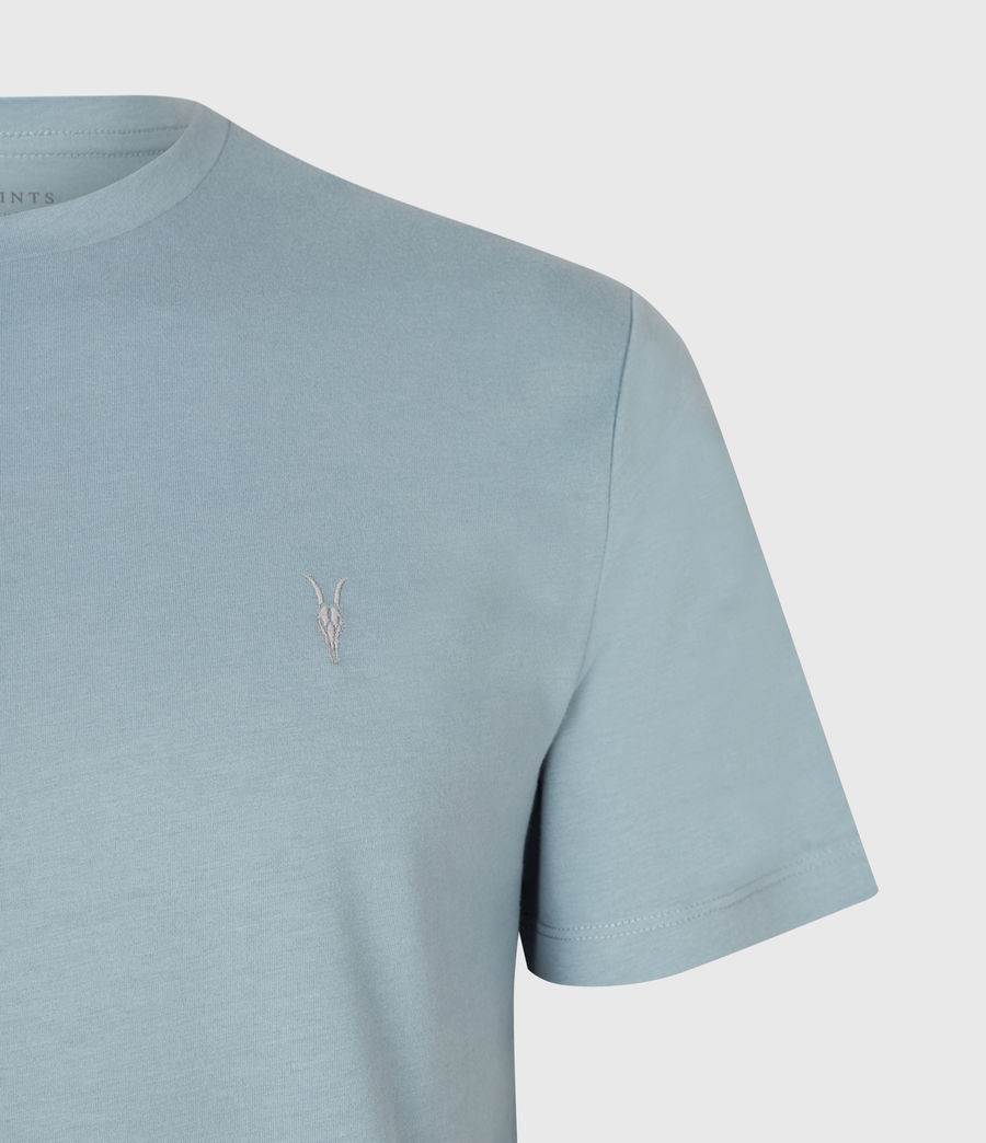 Men's Brace Tonic Crew T-Shirt (force_blue) - Image 4