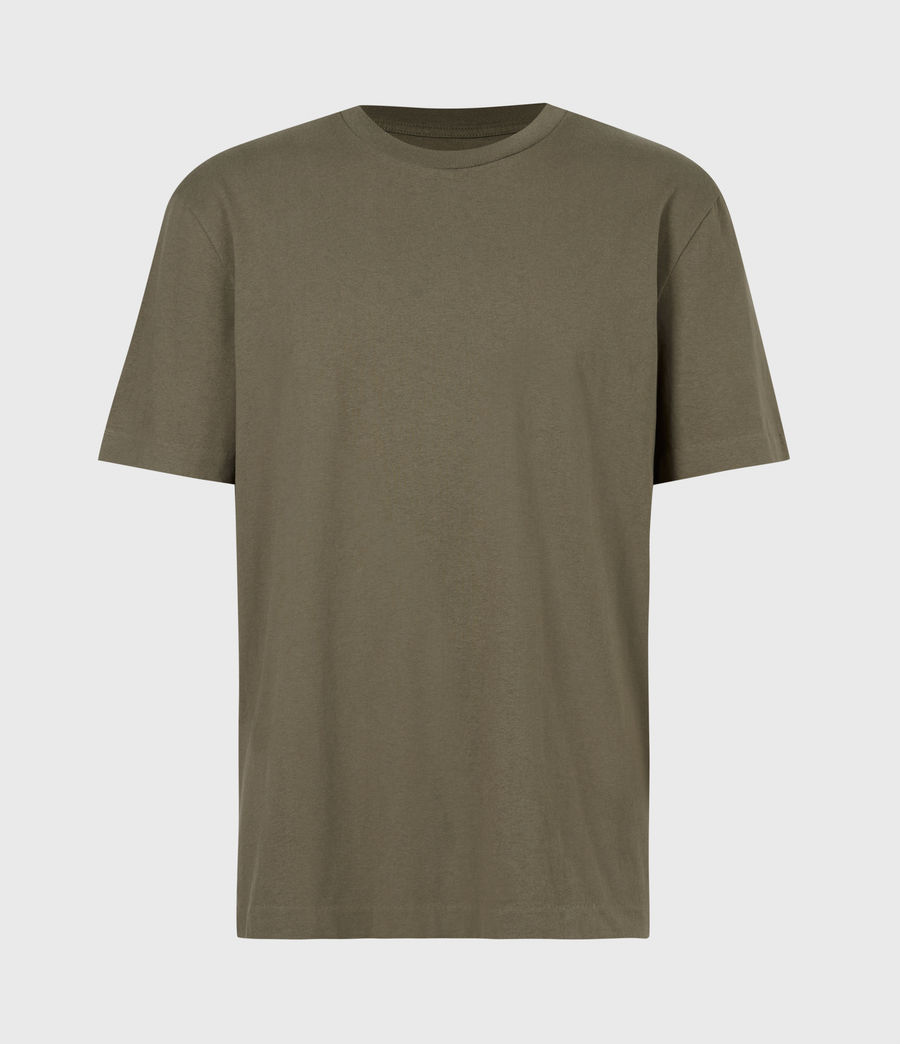 Mens Musica Crew T-Shirt (parlour_green) - Image 2