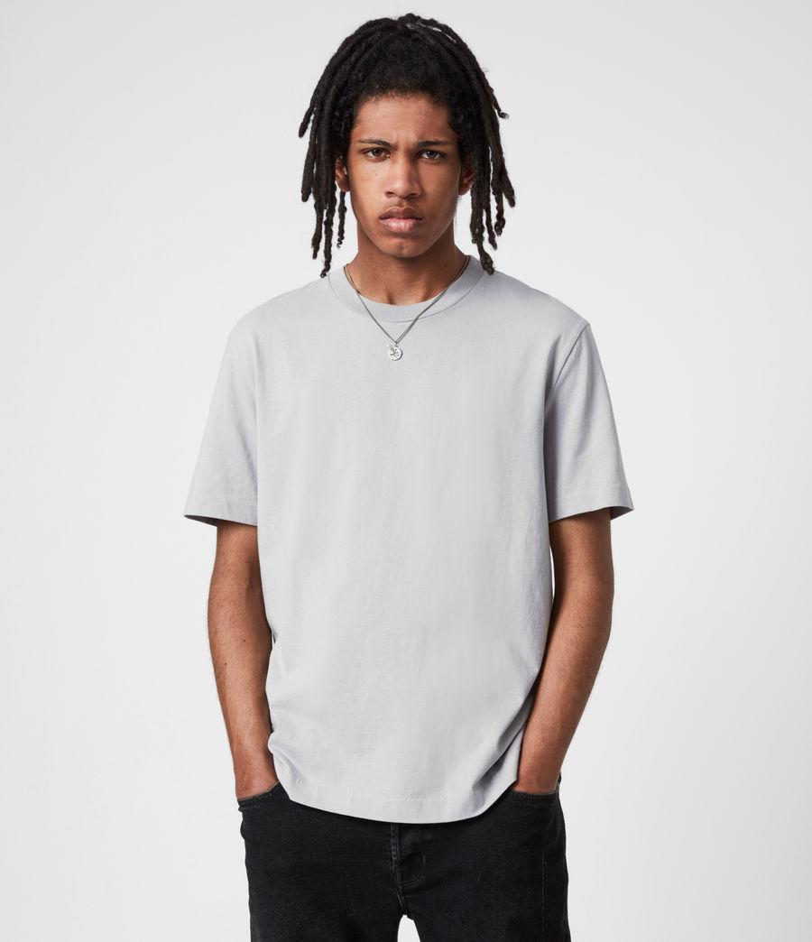 Mens Musica Crew T-Shirt (heath_grey) - Image 1