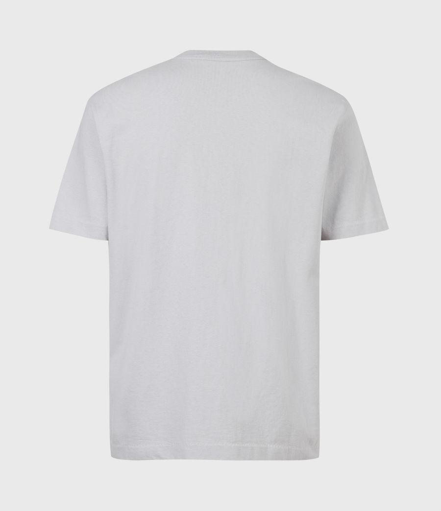 Mens Musica Crew T-Shirt (heath_grey) - Image 3