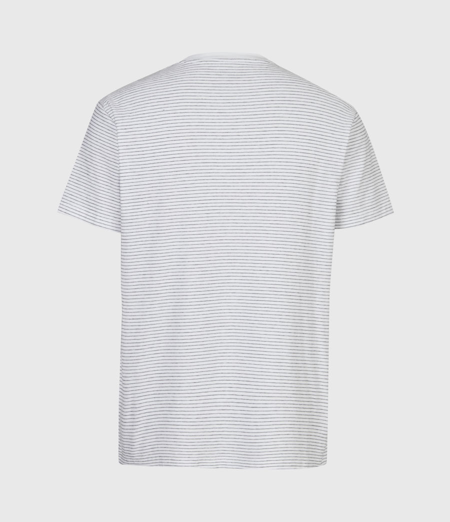 Men's Warren Crew T-Shirt (ecru) - Image 3