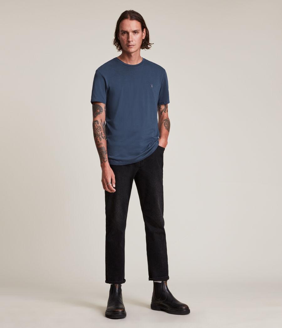 Hommes Tonic Crew T-Shirt (immersive_blue) - Image 3