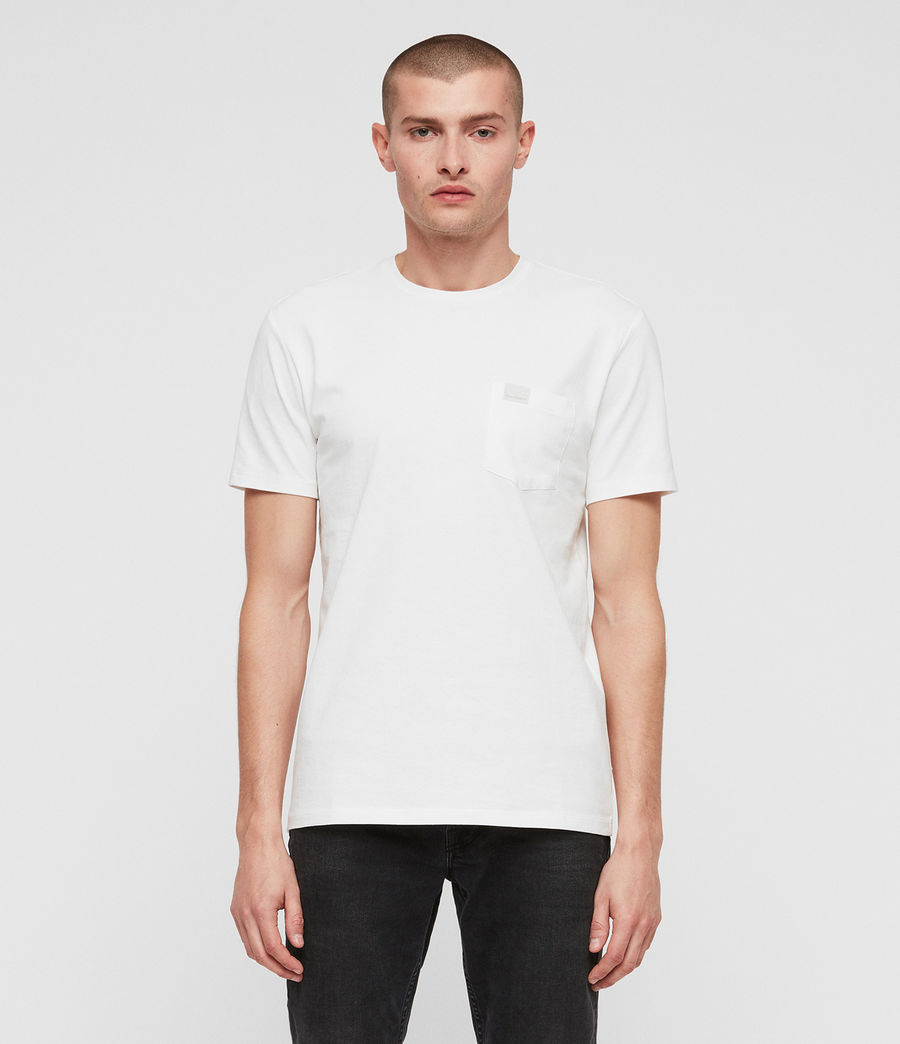 Hommes T-Shirt Heal (chalk_white) - Image 1
