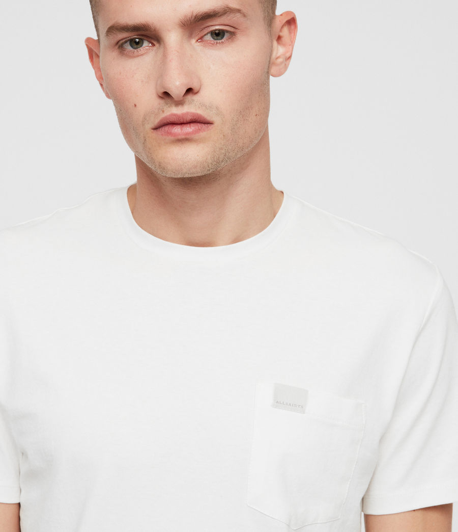 Hommes T-Shirt Heal (chalk_white) - Image 2