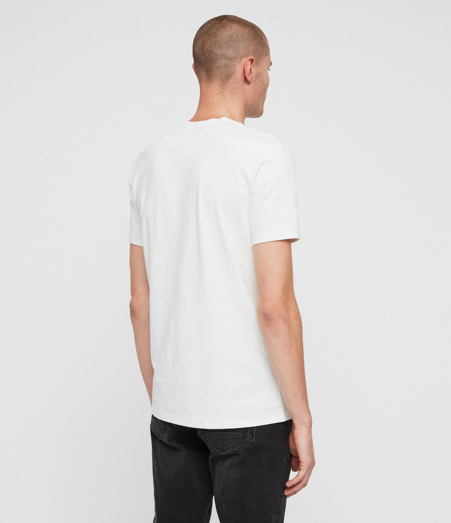 Hommes T-Shirt Heal (chalk_white) - Image 4