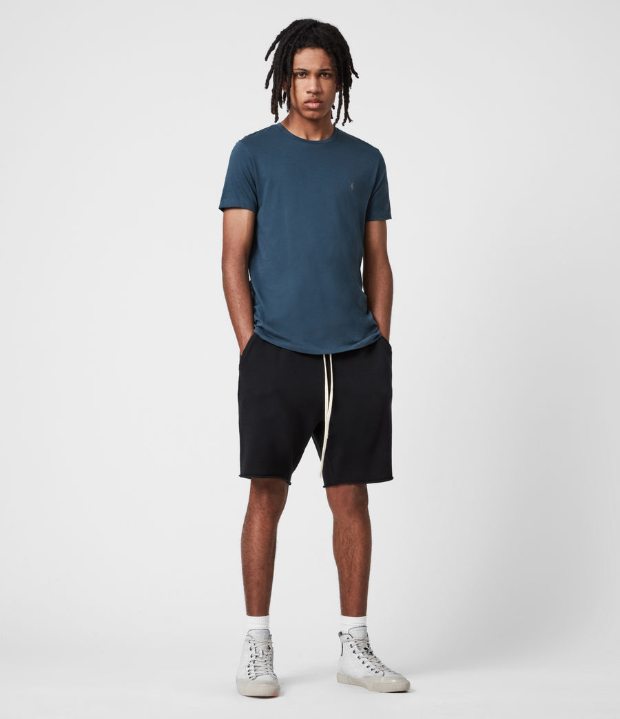 Men's Brace Tonic Crew T-Shirt 3 Pack (blue_grey_white) - Image 5