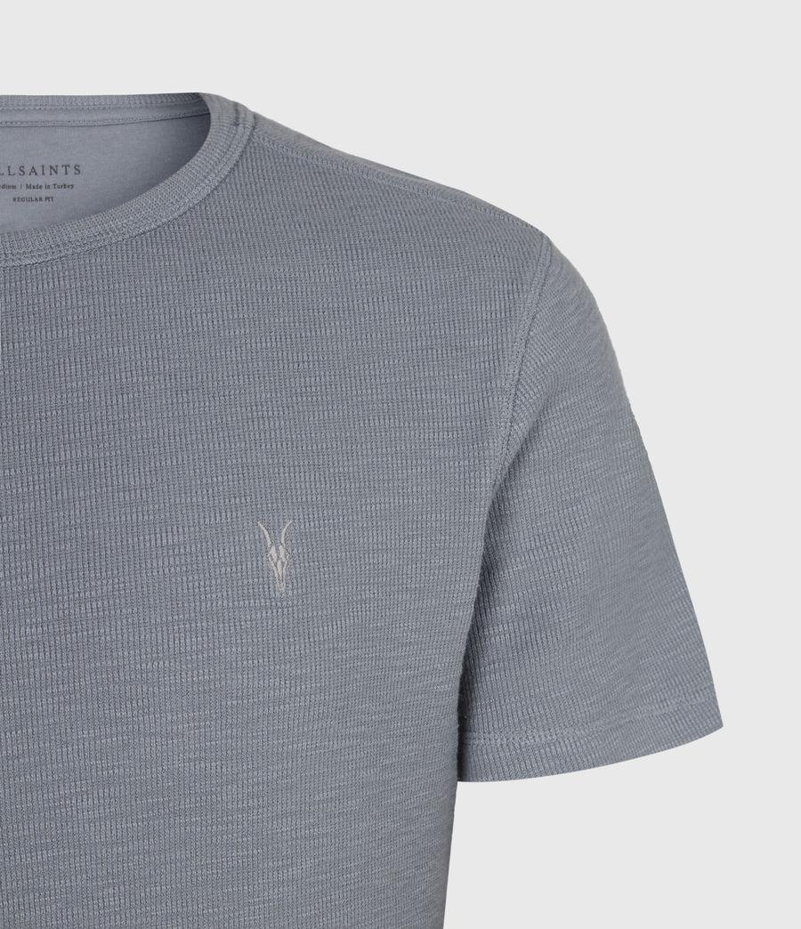 Herren Muse Crew T-Shirt (twilight_grey) - Image 5