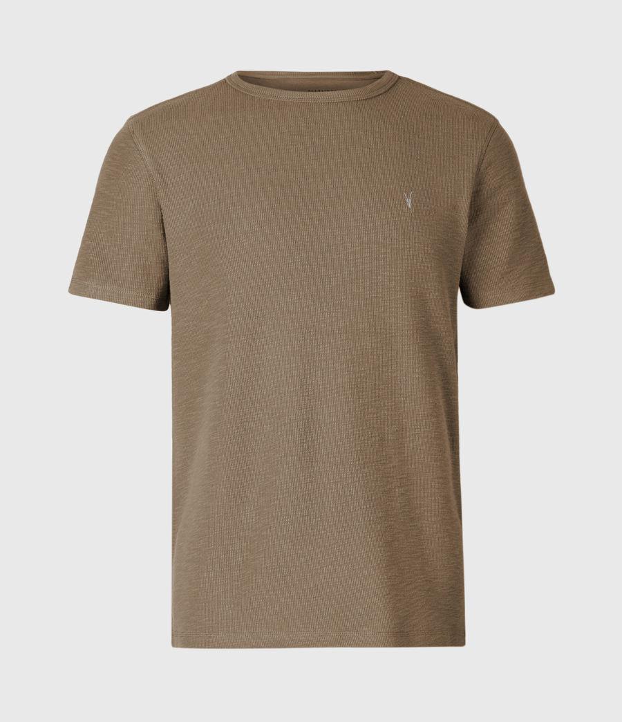 Mens Muse Crew T-Shirt (mangrove_brown) - Image 2