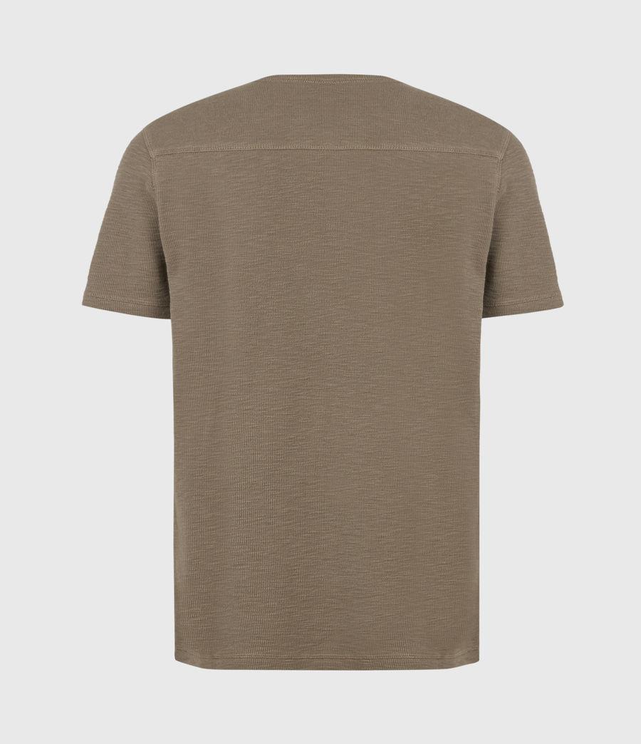 Mens Muse Crew T-Shirt (mangrove_brown) - Image 3