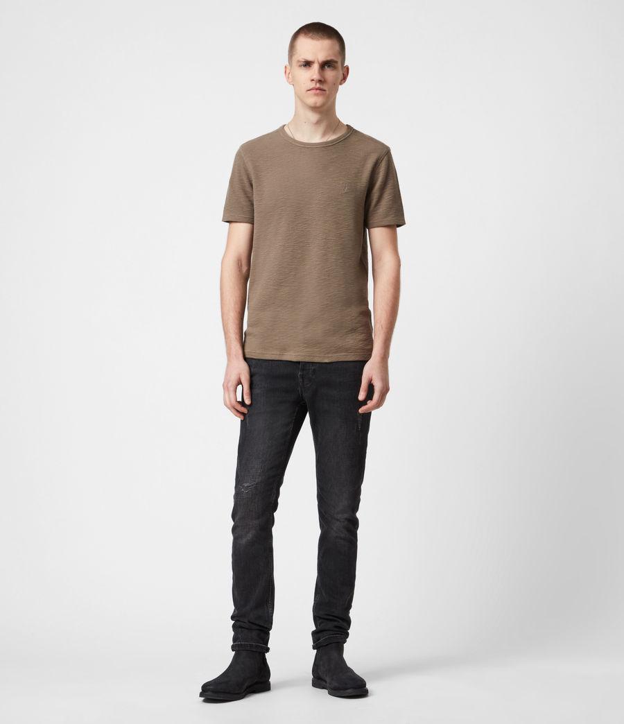 Mens Muse Crew T-Shirt (mangrove_brown) - Image 4