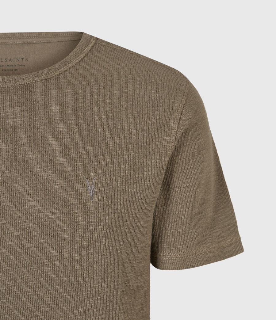Mens Muse Crew T-Shirt (mangrove_brown) - Image 5