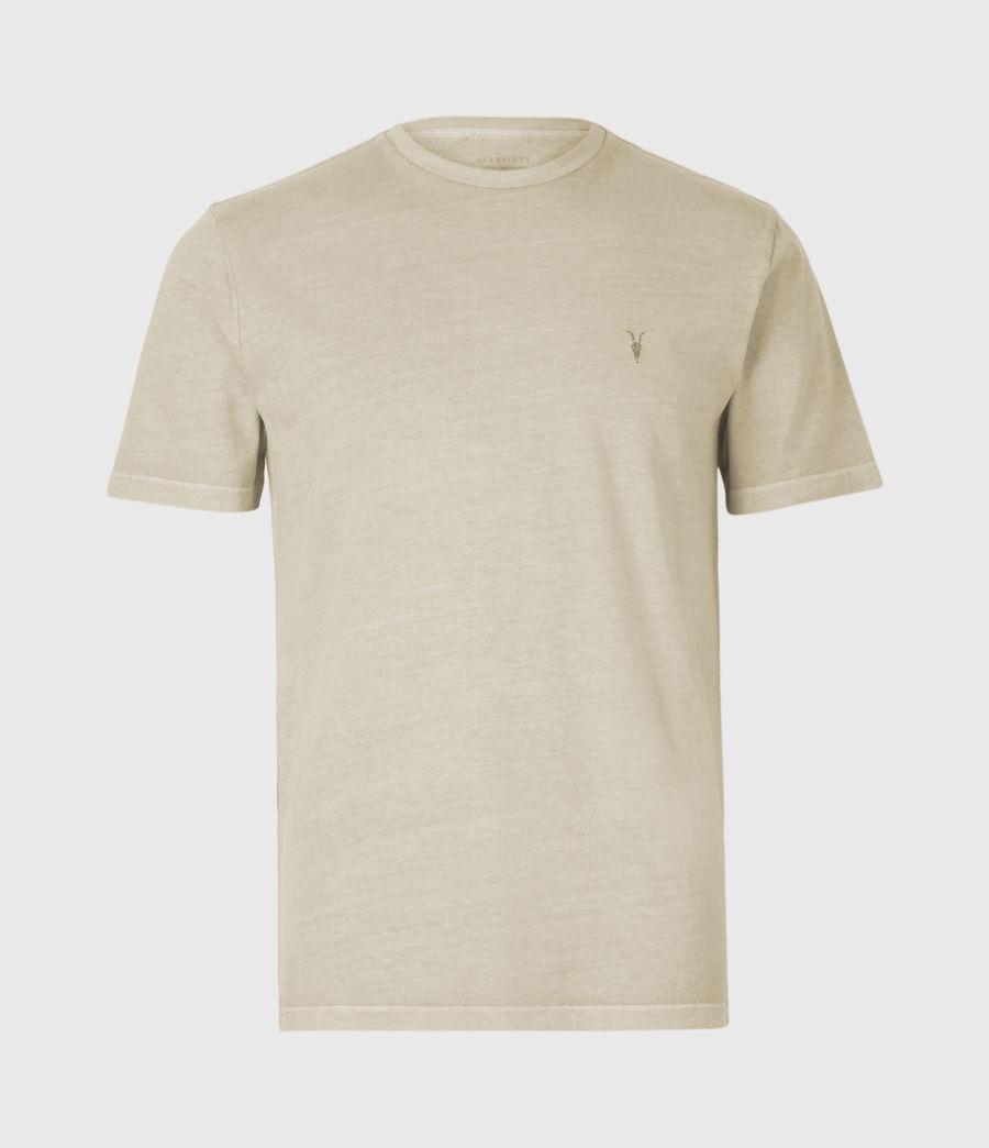Mens Ossage Crew T-Shirt (pamir_green) - Image 2
