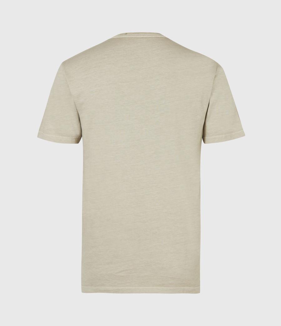 Mens Ossage Crew T-Shirt (pamir_green) - Image 3