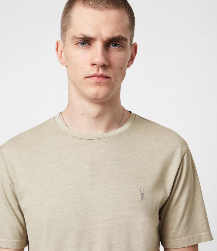 Mens Ossage Crew T-Shirt (pamir_green) - Image 4