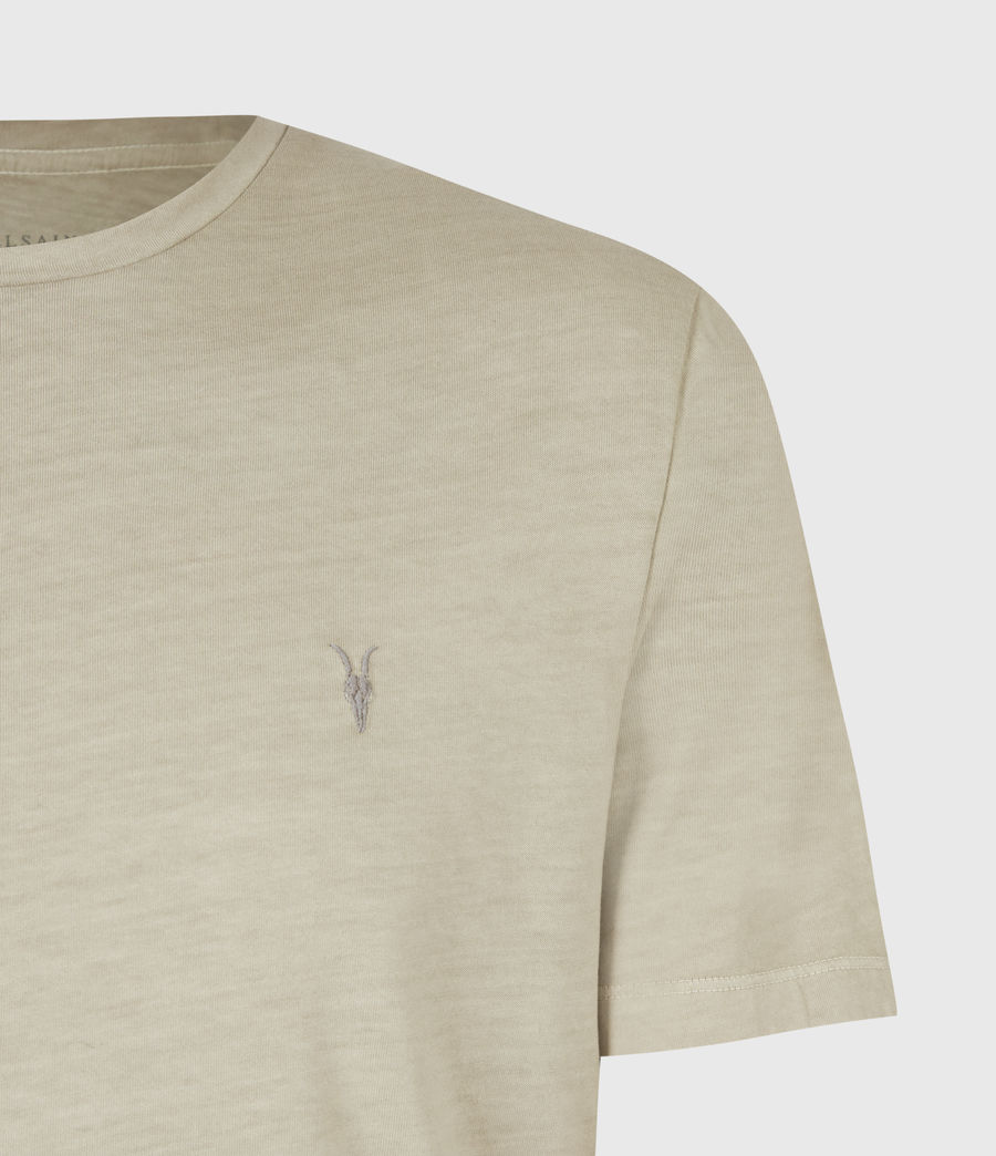Mens Ossage Crew T-Shirt (pamir_green) - Image 5