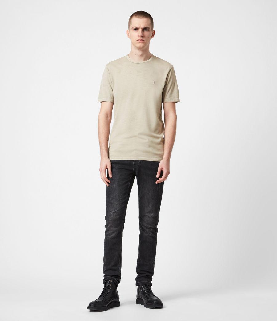 Mens Ossage Crew T-Shirt (pamir_green) - Image 6