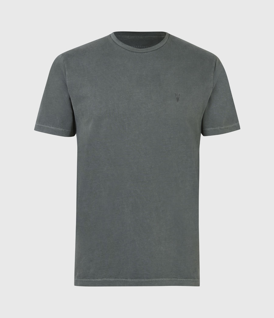 Mens Ossage Crew T-Shirt (sacremento_green) - Image 2
