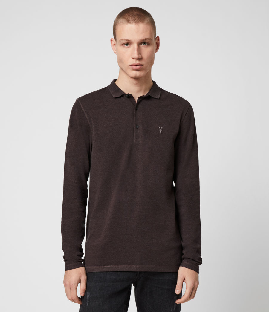 Hommes Polo Reform (mine_grey) - Image 1