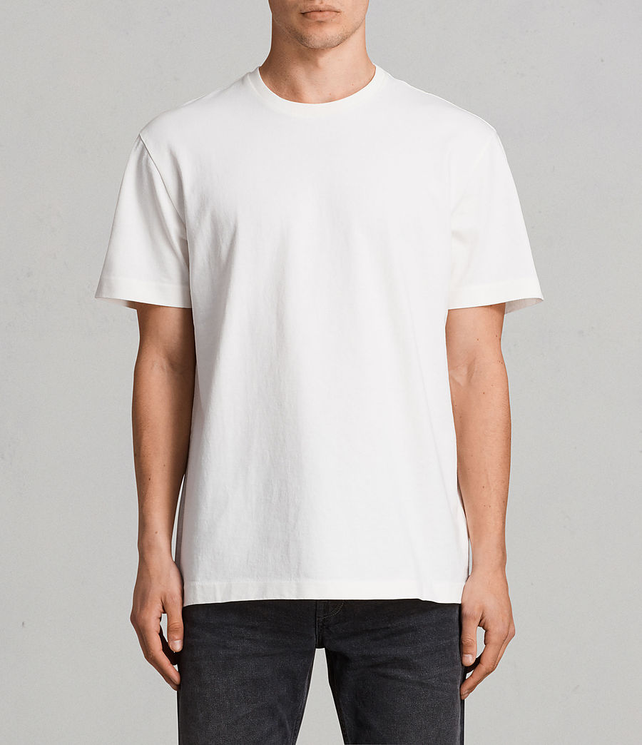 Men's Monta Crew T-Shirt (chalk_white) - Image 1