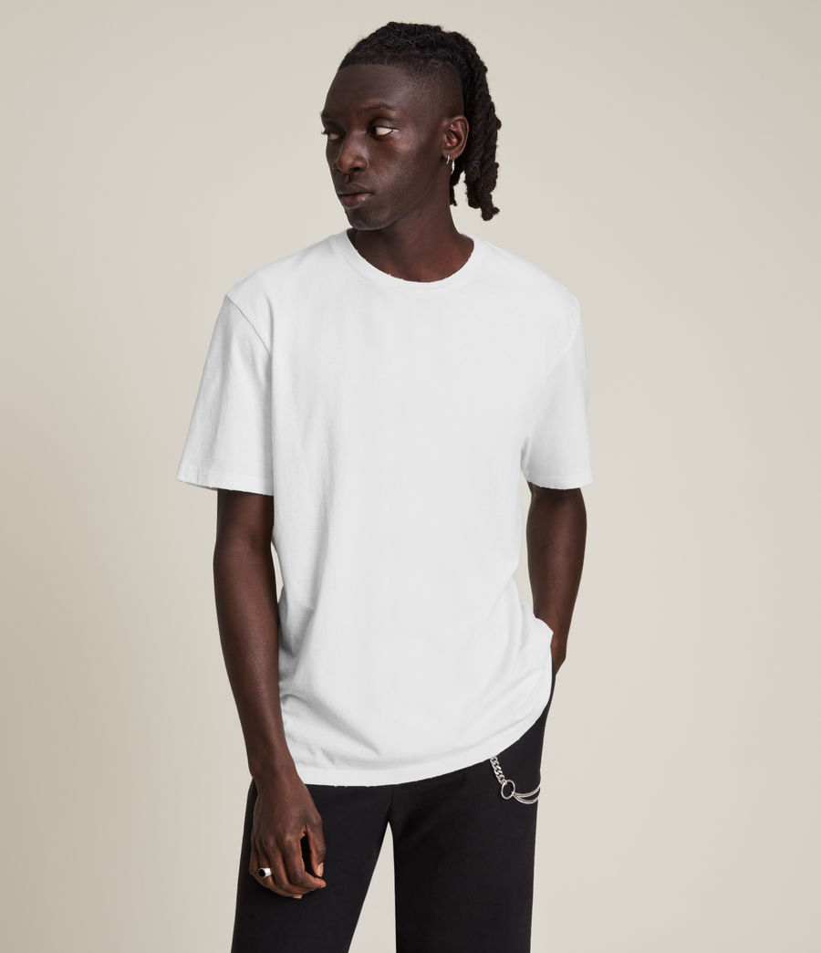 Men's Bodhi Crew T-Shirt (optic_white) - Image 1