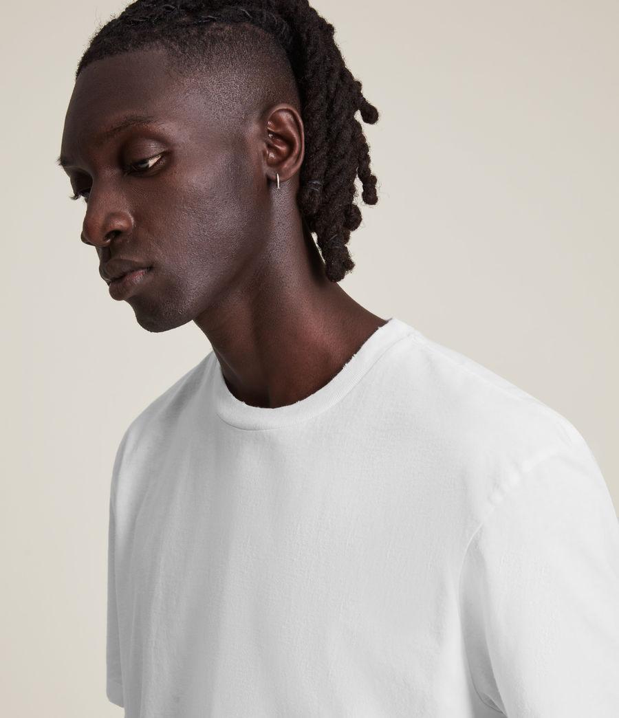 Men's Bodhi Crew T-Shirt (optic_white) - Image 2