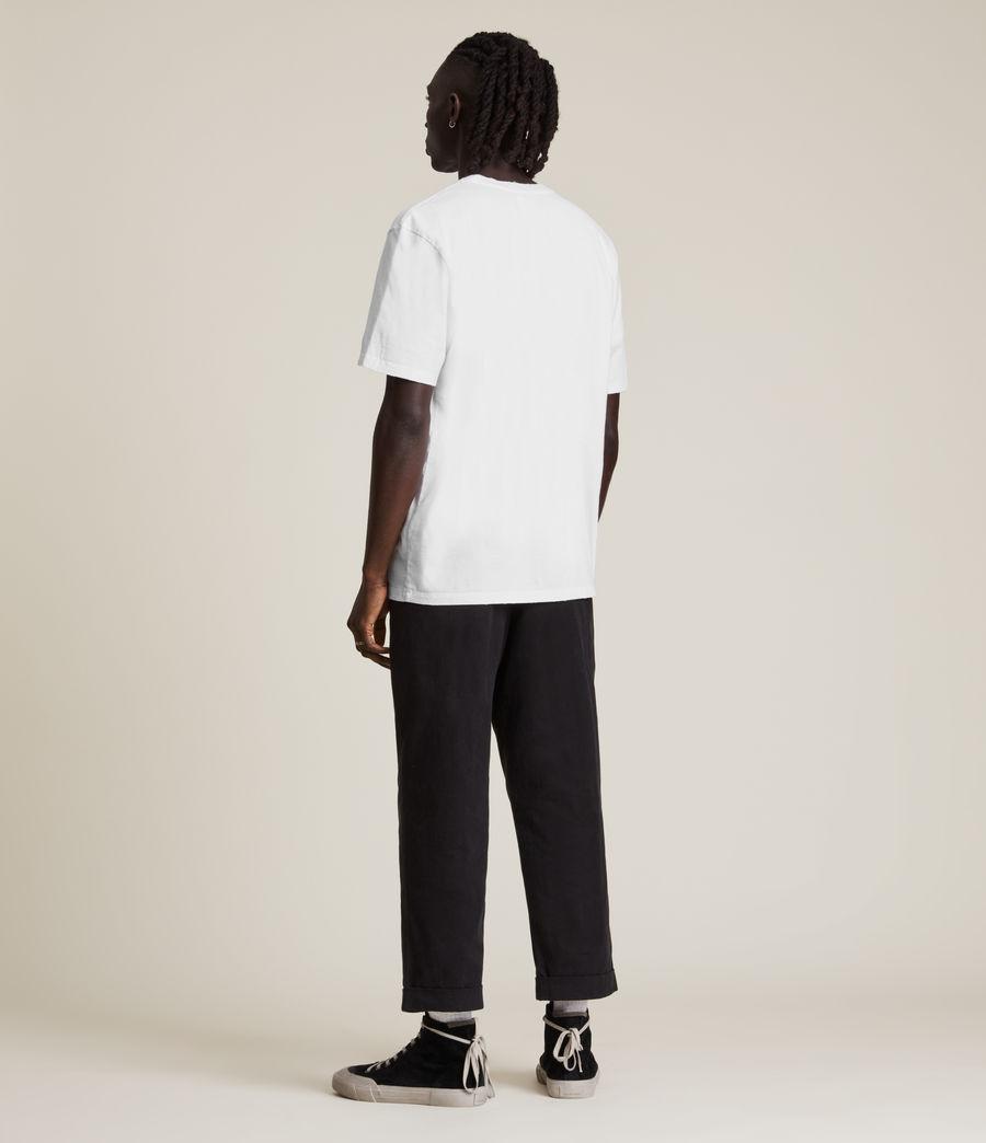 Men's Bodhi Crew T-Shirt (optic_white) - Image 5