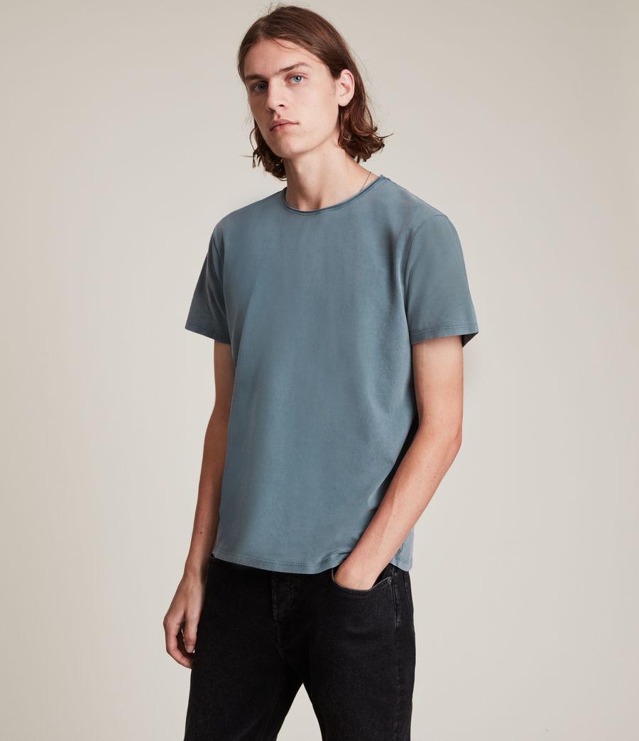 Men's Bodega Crew T-Shirt (adventurer_blue) - Image 1