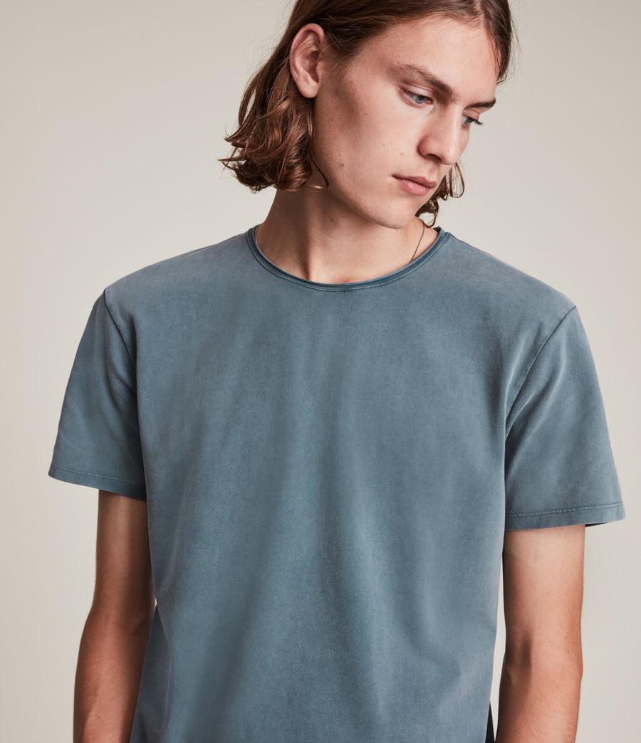 Men's Bodega Crew T-Shirt (adventurer_blue) - Image 2