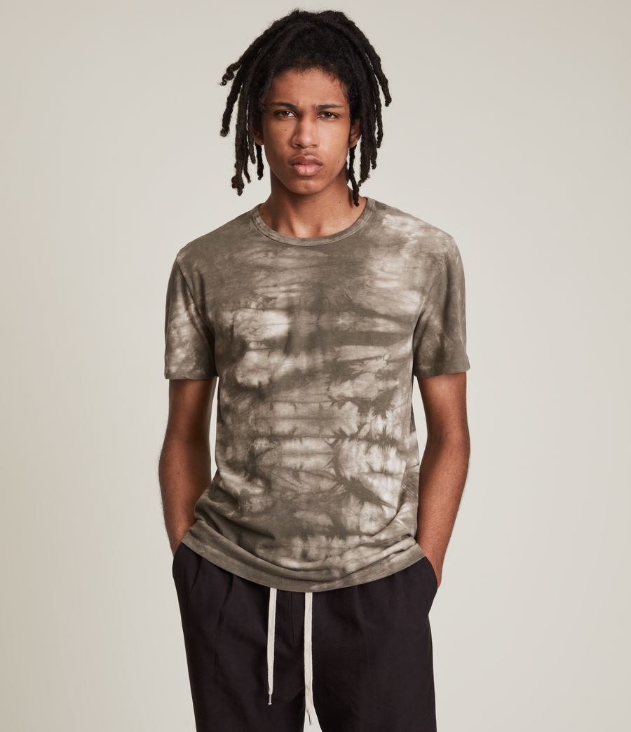 Herren Cali Crew T-Shirt (sable_brown) - Image 1