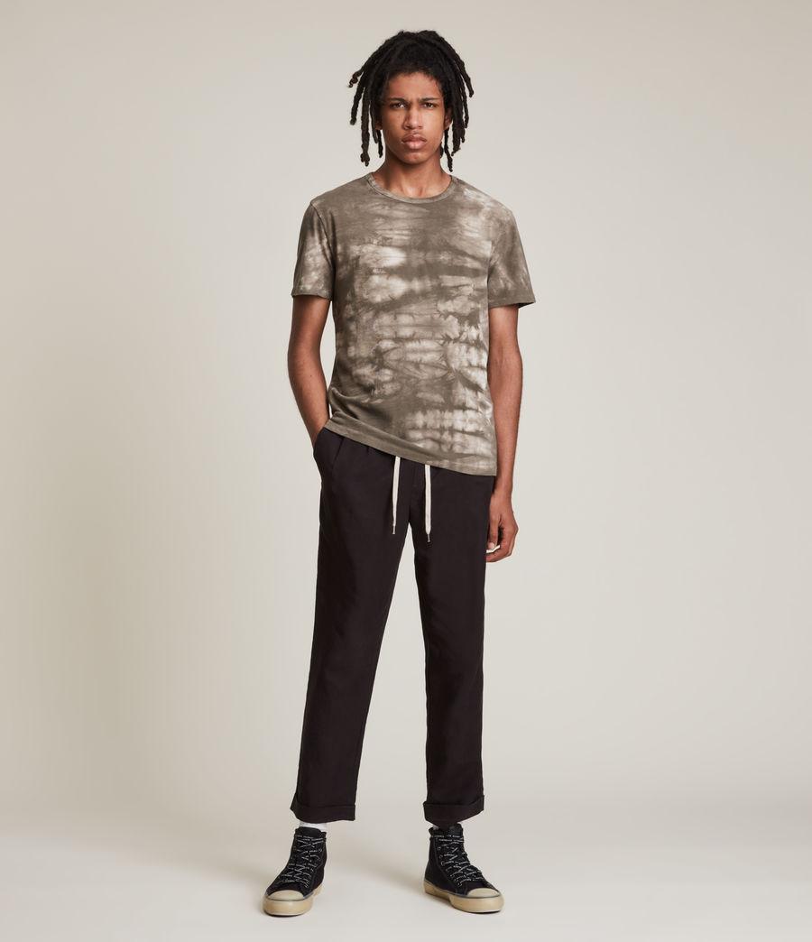 Herren Cali Crew T-Shirt (sable_brown) - Image 6