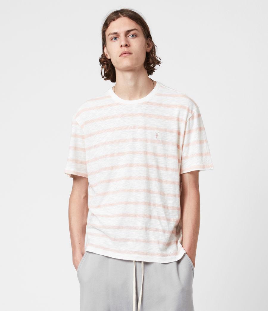 Men's Bamford Crew T-Shirt (rose_ash_chalk_wht) - Image 1