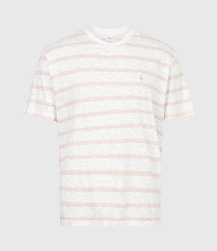Men's Bamford Crew T-Shirt (rose_ash_chalk_wht) - Image 2