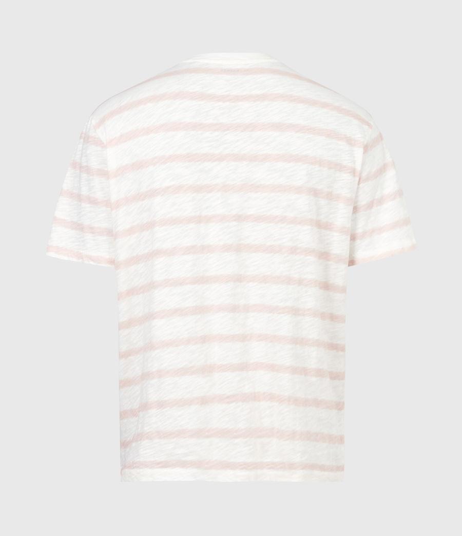 Men's Bamford Crew T-Shirt (rose_ash_chalk_wht) - Image 3