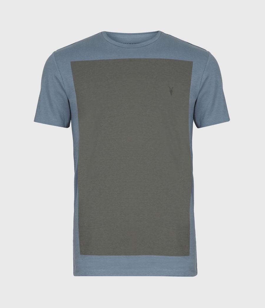 Mens Lobke Crew T-Shirt (twilight_putty_gry) - Image 2