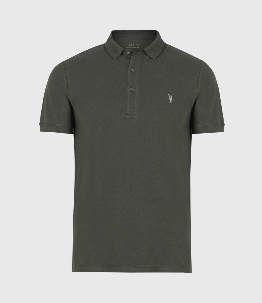 Men's Reform Short Sleeve Polo Shirt (sabel_green) - Image 2