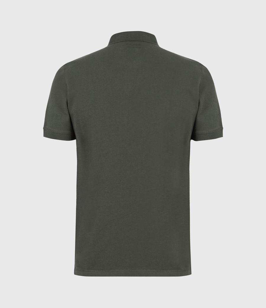 Men's Reform Short Sleeve Polo Shirt (sabel_green) - Image 3