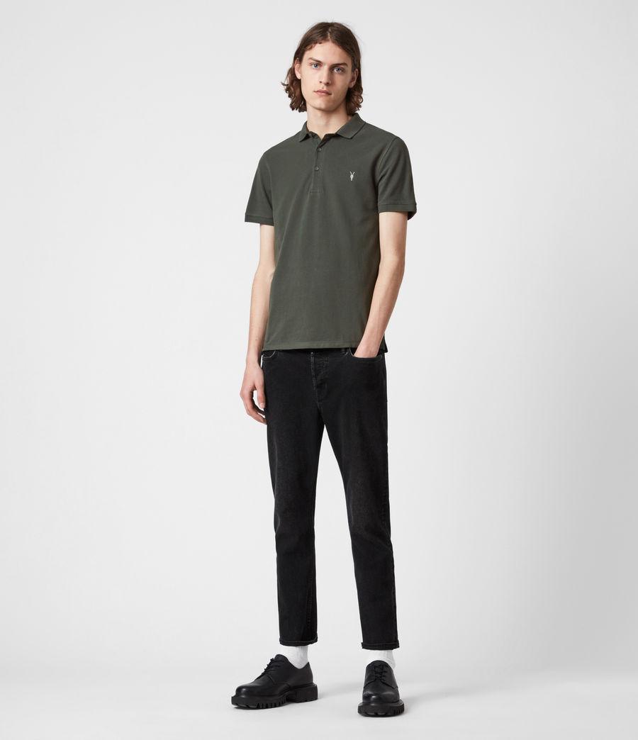Men's Reform Short Sleeve Polo Shirt (sabel_green) - Image 4