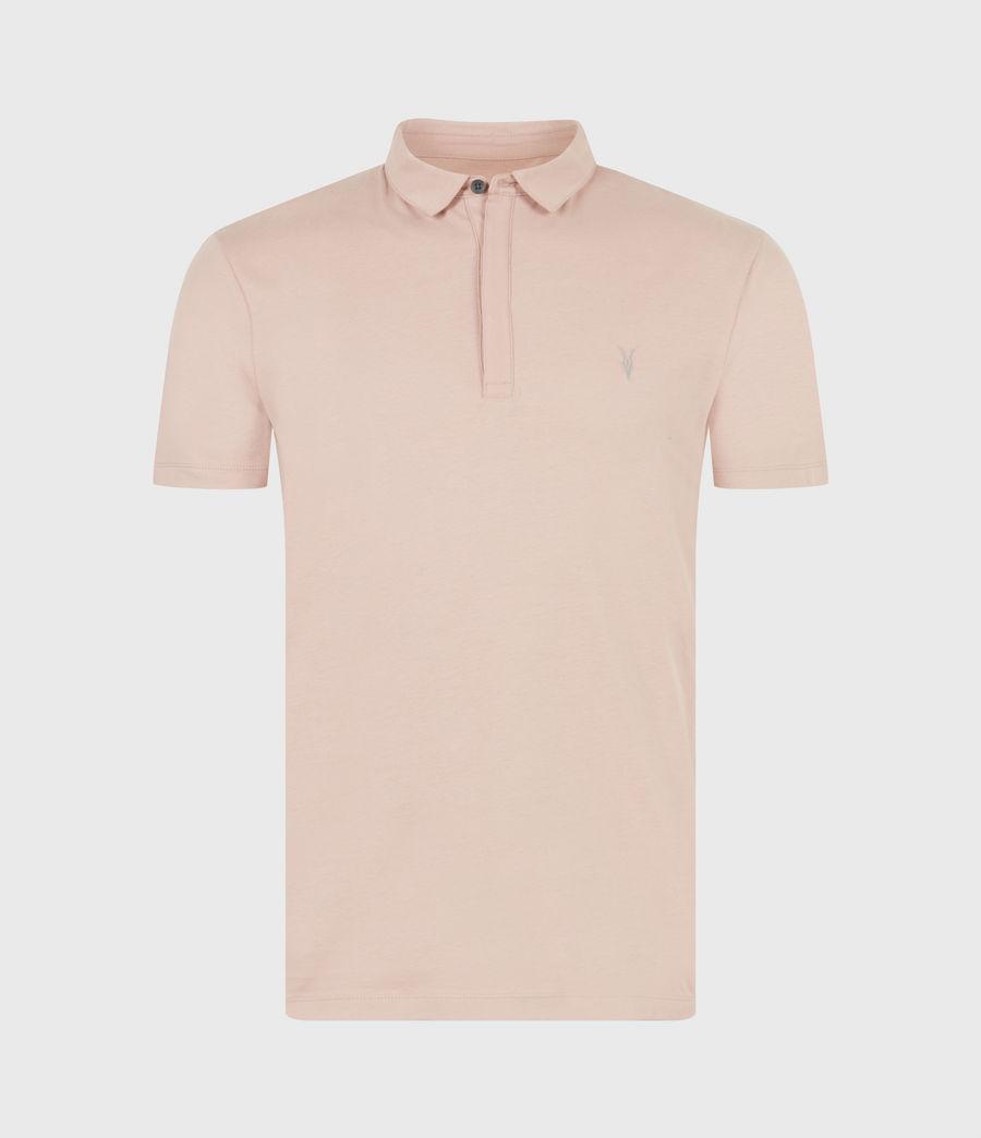 Herren Brace Polo Shirt (balsa_stone_pink) - Image 2