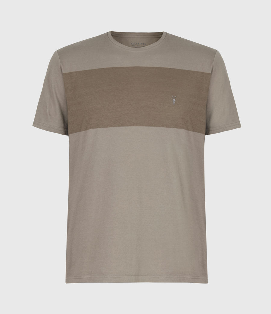 Hommes Kylo Crew T-Shirt (mangrove_brown) - Image 2
