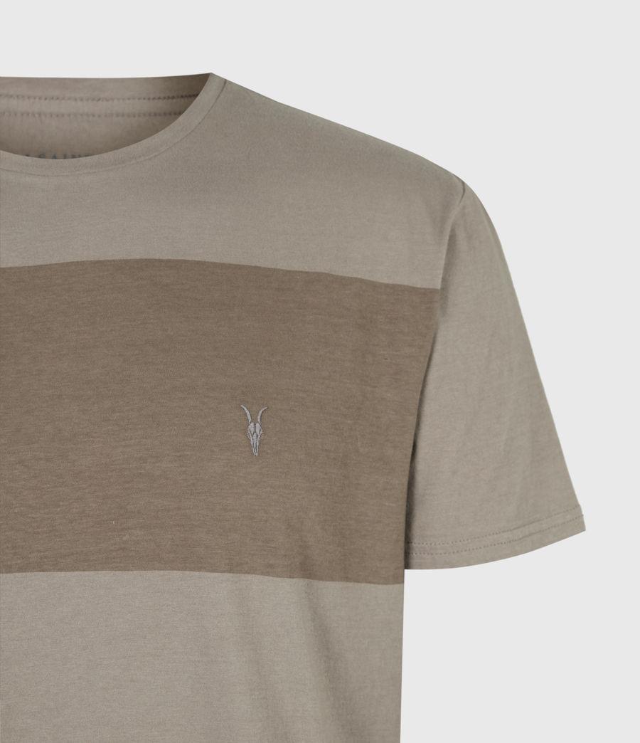 Hommes Kylo Crew T-Shirt (mangrove_brown) - Image 4