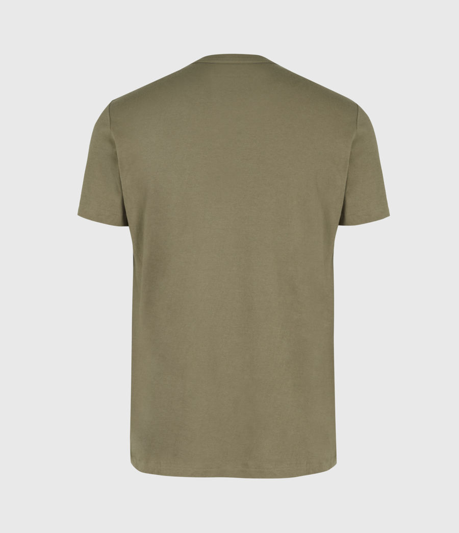 Herren Tonic T-Shirt (saguaro_green) - Image 3