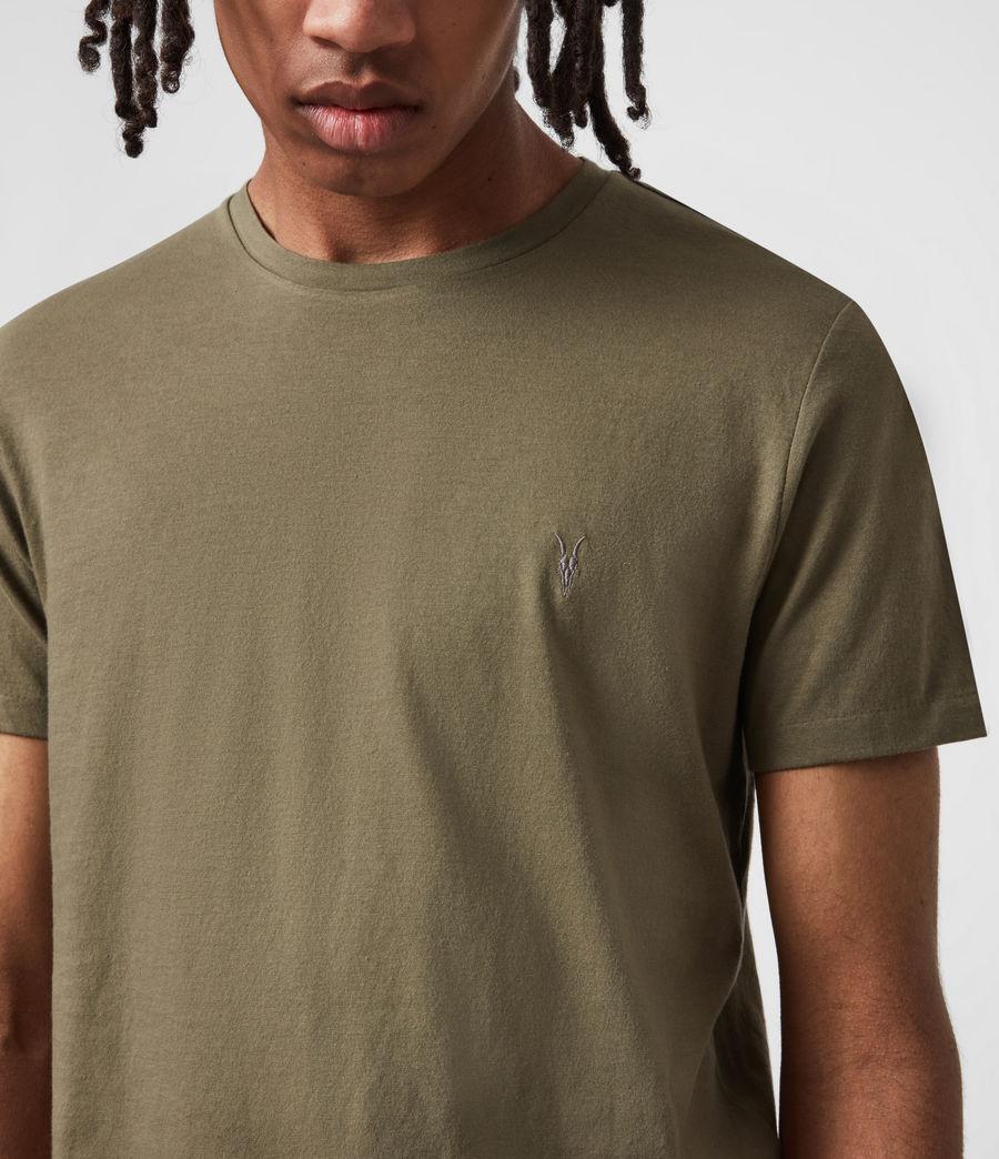 Herren Tonic T-Shirt (saguaro_green) - Image 4