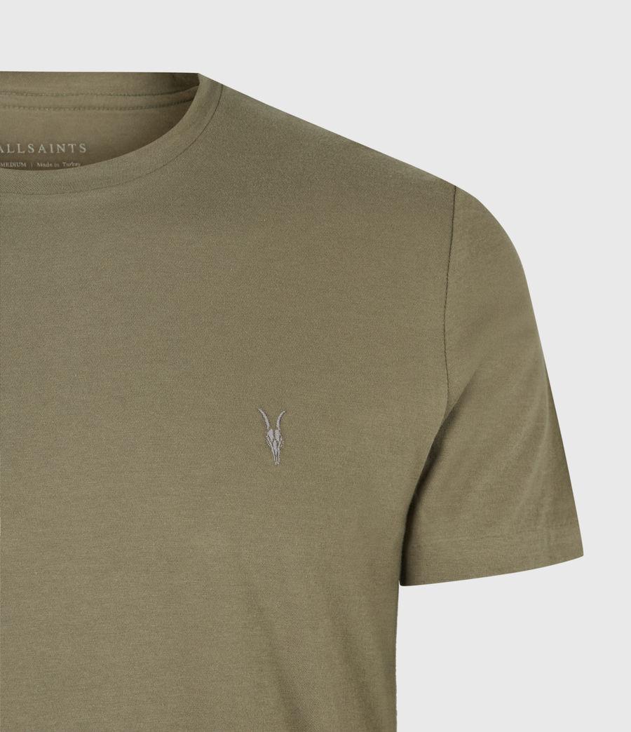 Herren Tonic T-Shirt (saguaro_green) - Image 5