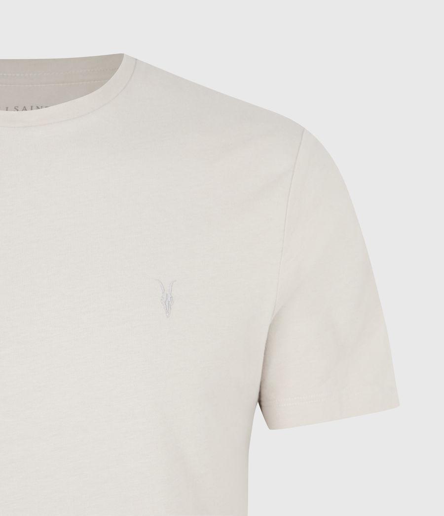 Herren Brace T-Shirt (toasted_taupe) - Image 5