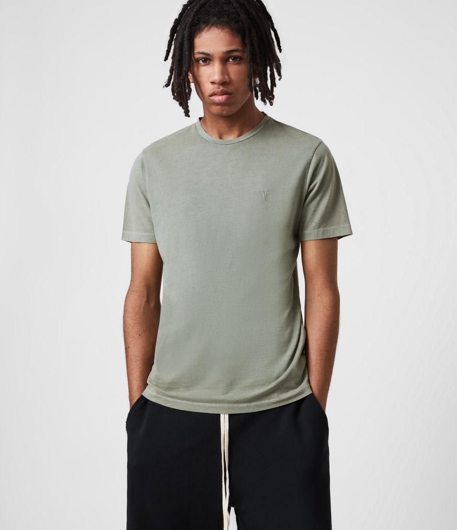 Herren Ossage T-Shirt (agave_green) - Image 1