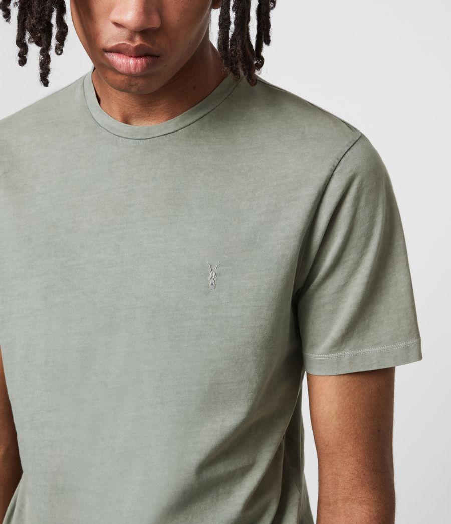 Herren Ossage T-Shirt (agave_green) - Image 6